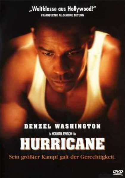 German DVDs - The Hurricane