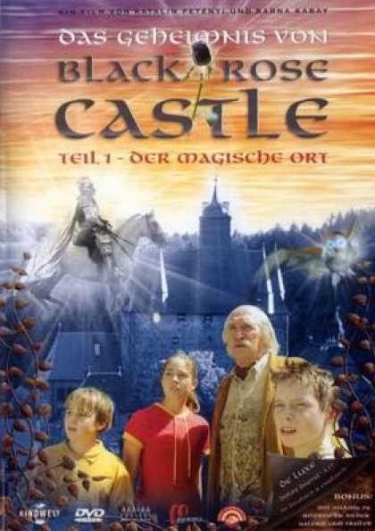 German DVDs - Black Rose Castle Part 1