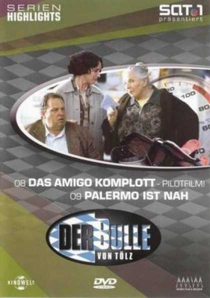 German DVDs - The Bull Vol 5