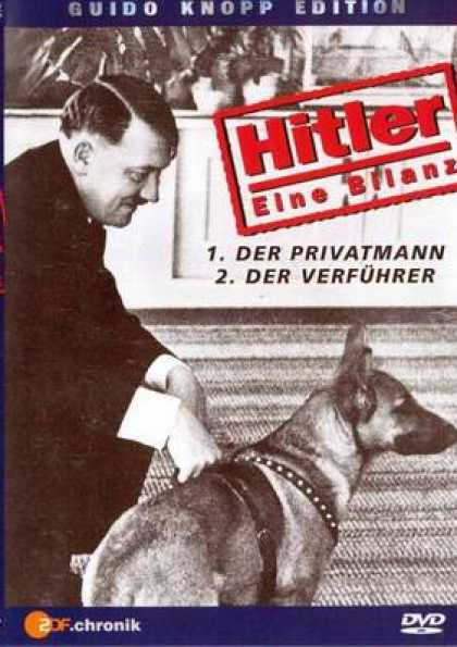 German DVDs - Hitler