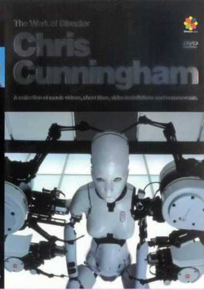 German DVDs - The Work Of Director Chris Cunningham