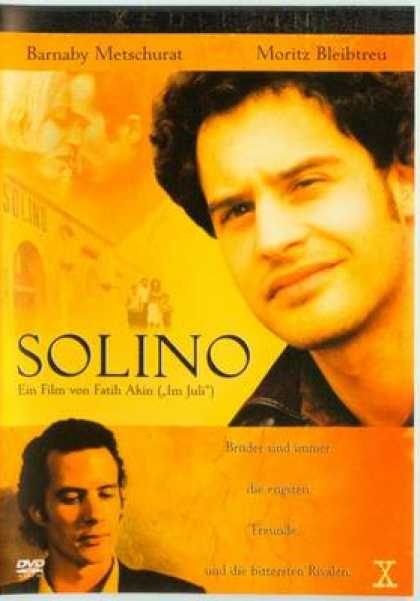 German DVDs - Solino