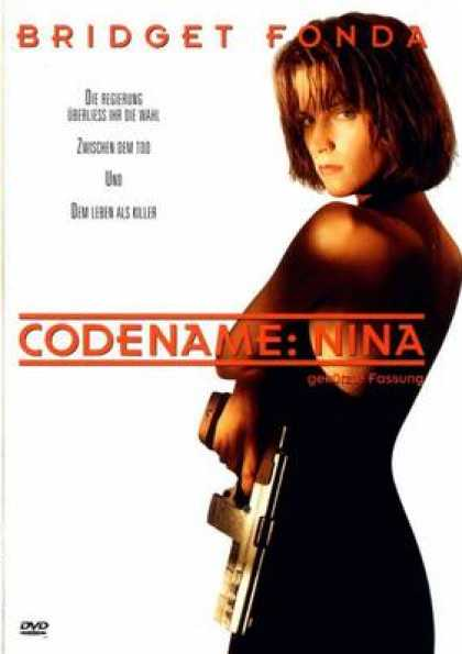German DVDs - Codename Nina