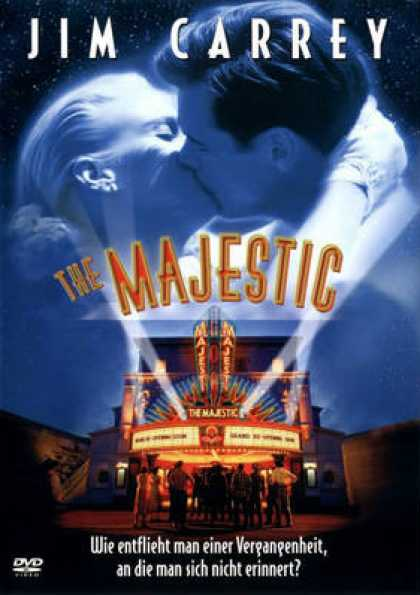 German DVDs - The Majestic