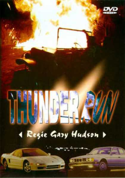 German DVDs - Thunder Run
