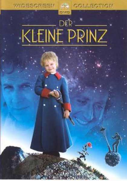 German DVDs - The Little Prince