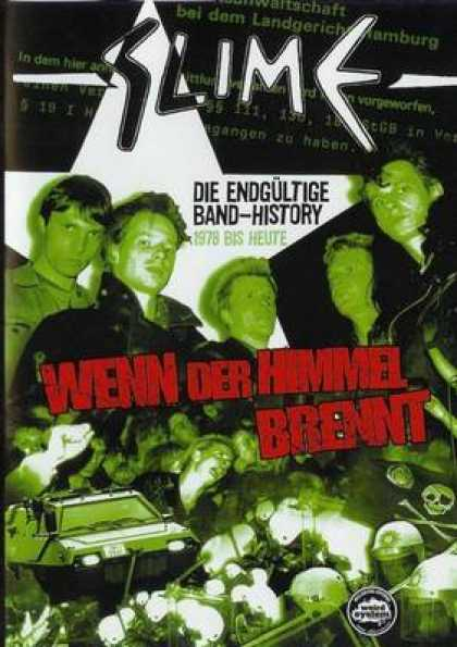 German DVDs - Slime