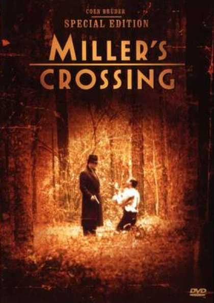 German DVDs - Miller's Crossing