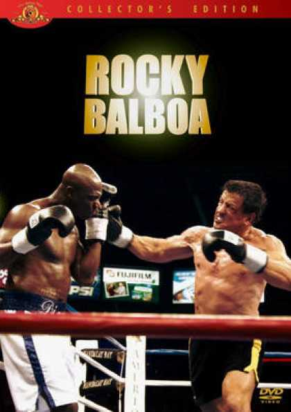 German DVDs - Rocky Balboa