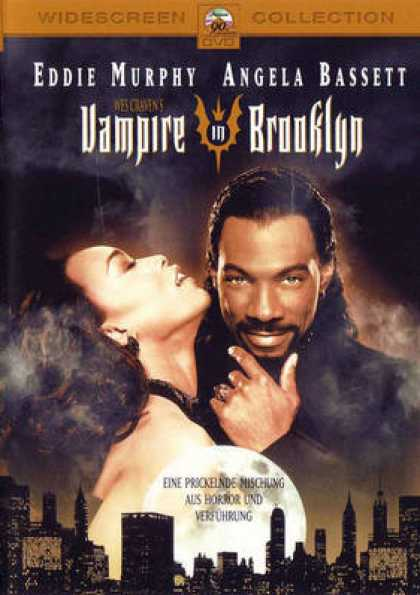 German DVDs - Vampire In Brooklyn