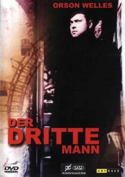 German DVDs - The Third Man