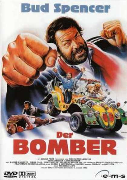 German DVDs - The Bomber