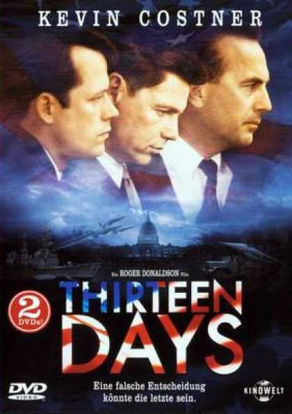 German DVDs - Thirteen Days