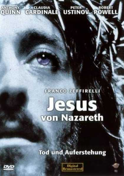 German DVDs - Jesus From Nasareth Box Set Dvd