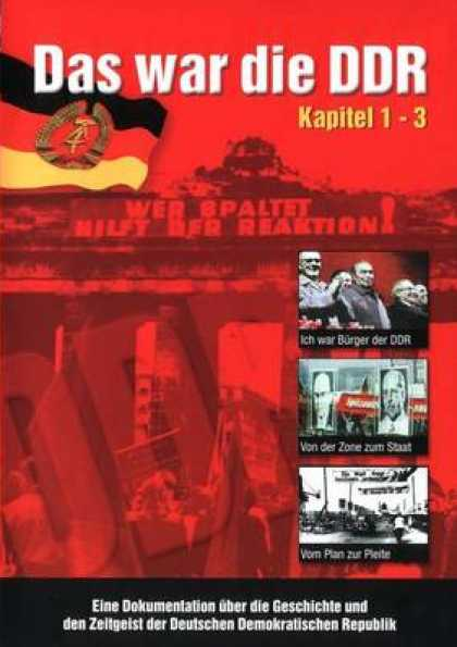 German DVDs - The World At War Episodes 1 - 3