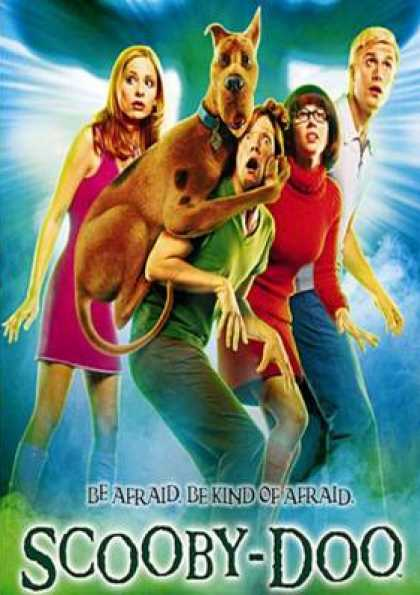 German DVDs - Scooby Doo