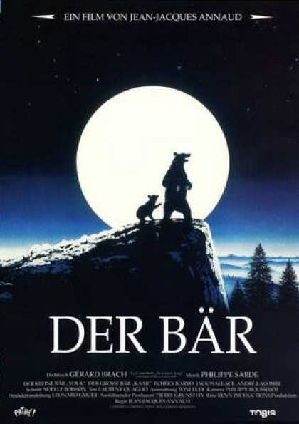 German DVDs - The Bear