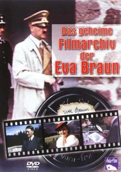 German DVDs - The Life Of Eva Braun