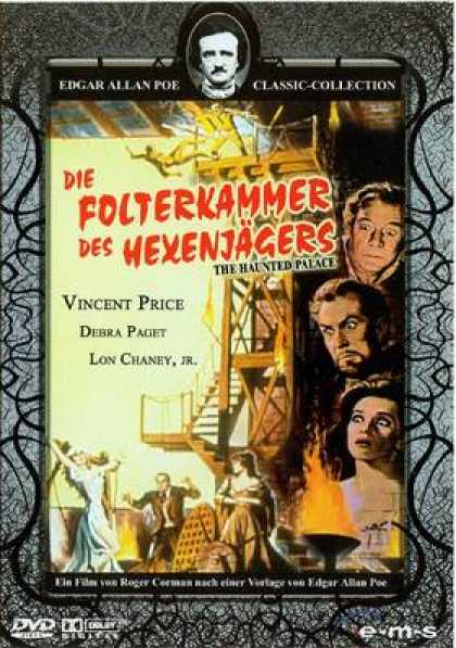 German DVDs - The Haunted Palace