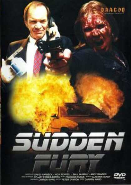 German DVDs - Sudden Fury