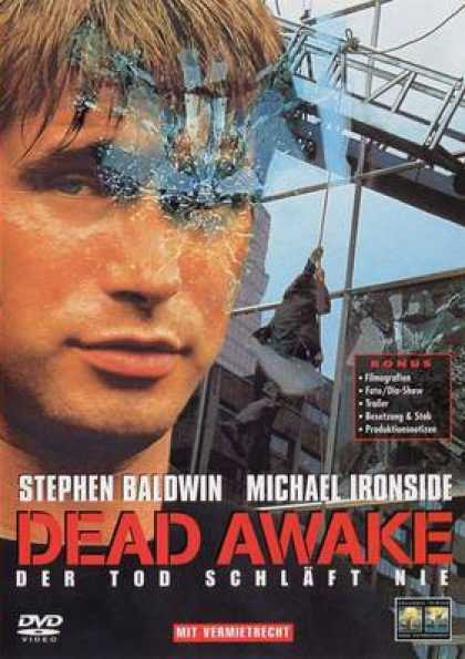 German DVDs - Dead Awake