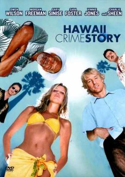 German DVDs - Hawaii Crime Story