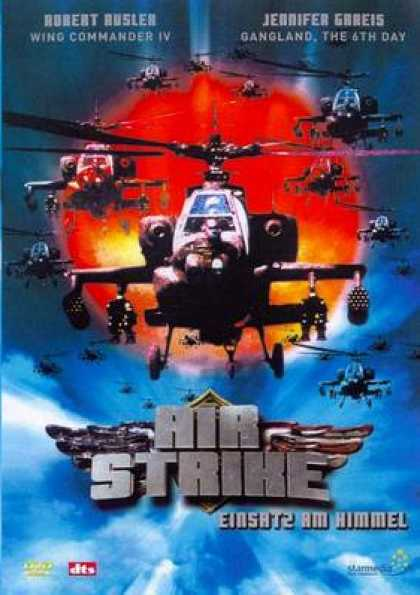 German DVDs - Air Strike
