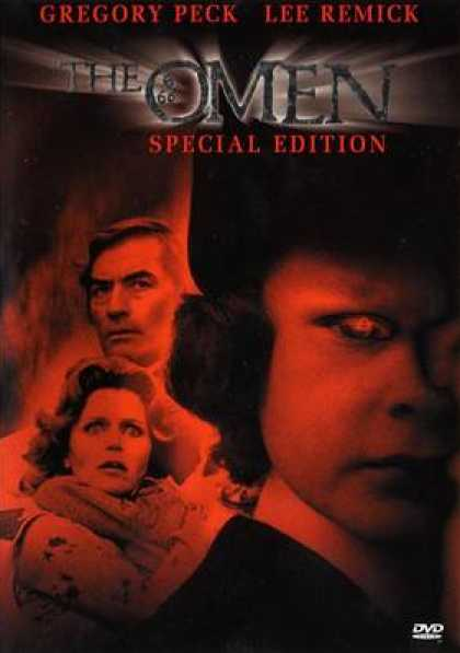 German DVDs - Omen The Collection Disc One