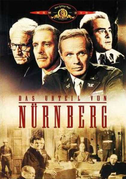 German DVDs - Judgement At Nuernberg