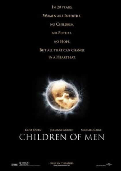 German DVDs - Children Of Men