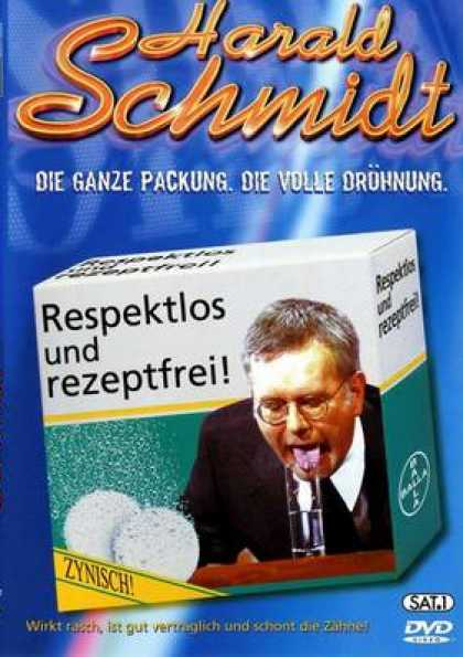German DVDs - Harald Schmidt