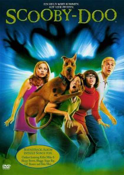 German DVDs - Scooby-Doo