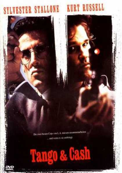 German DVDs - Tango And Cash