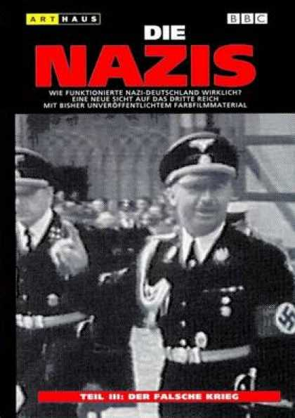 German DVDs - The Nazis Vol.3