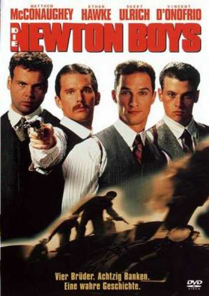 German DVDs - The Newton Boys