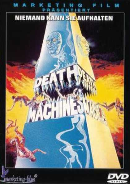 German DVDs - Death Machines