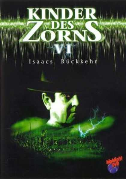 German DVDs - Children Of The Corn 6