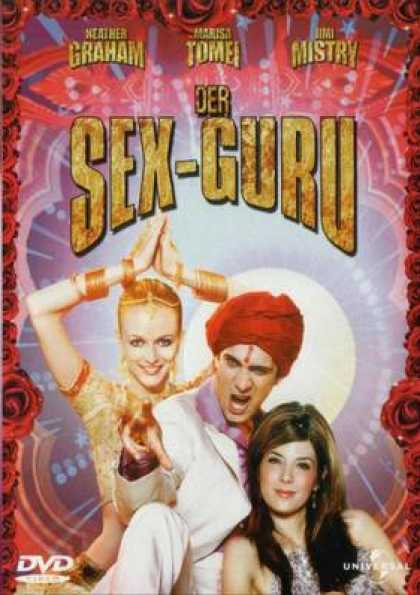 German DVDs - The Sex Guru
