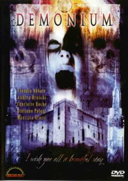 German DVDs - Demonium