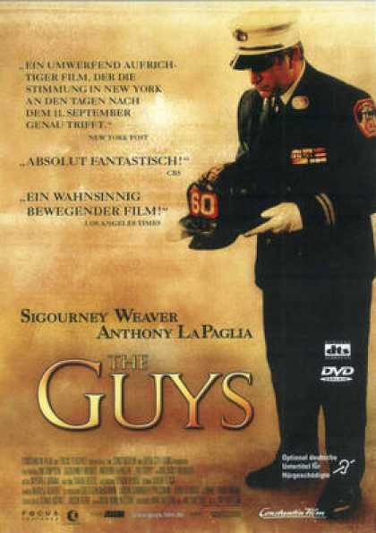 German DVDs - The Guys