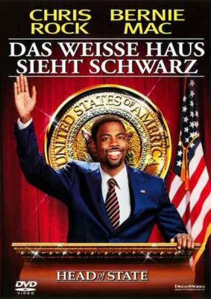 German DVDs - Head Of State