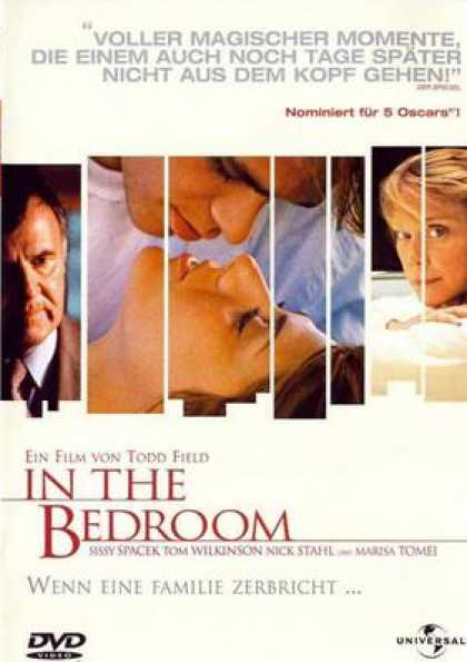 German DVDs - In The Bedroom