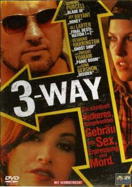 German DVDs - 3 Way