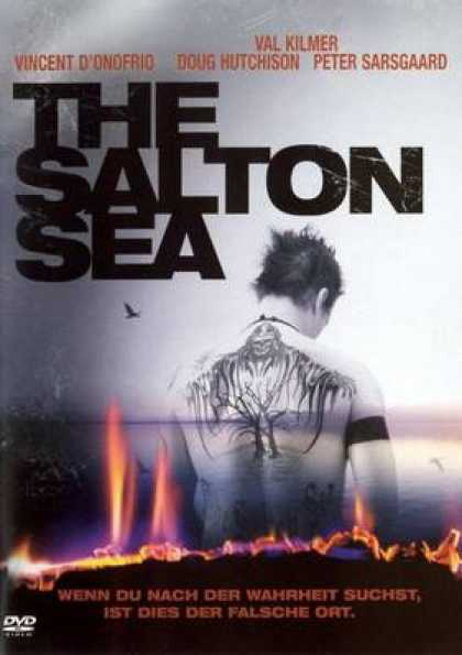 German DVDs - The Salton Sea