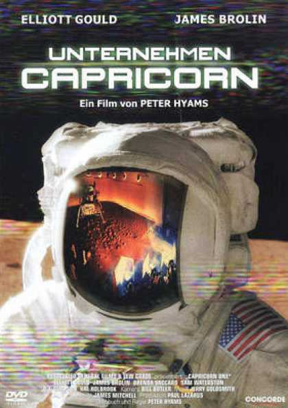 German DVDs - Capricorn One