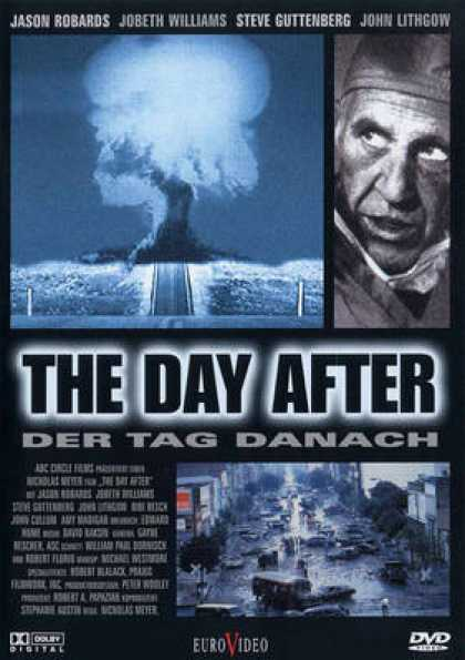 German DVDs - The Day After
