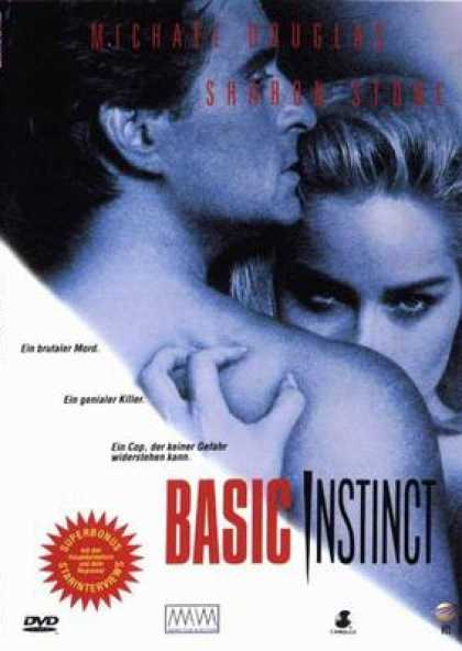 German DVDs - Basic Instinct