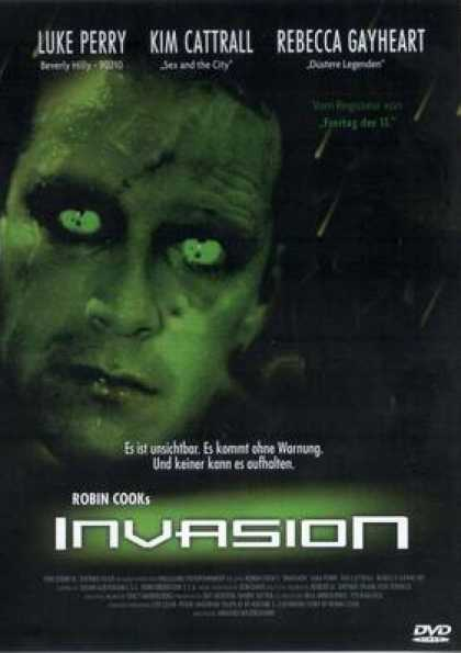 German DVDs - Invasion