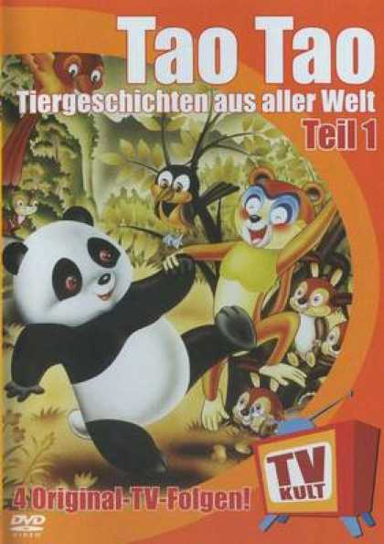 German DVDs - Tao Tao Volume 1