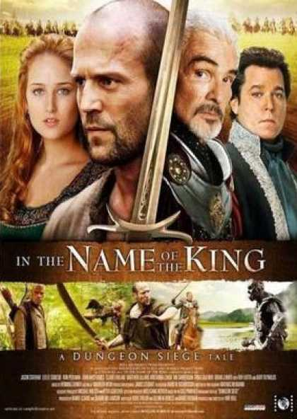 German DVDs - In The Name Of The King